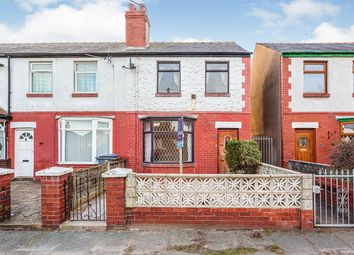 Thumbnail 2 bed end terrace house for sale in Linfield Terrace, Blackpool, Lancashire