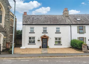 Thumbnail 5 bed semi-detached house for sale in The Strand, Builth Wells
