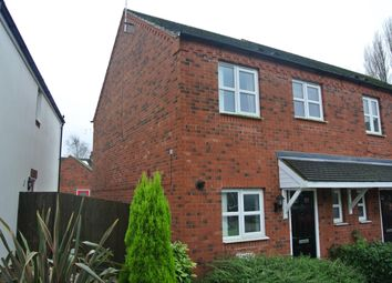 Thumbnail 3 bed end terrace house to rent in Comberton Close, Binley, Coventry
