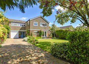 Thumbnail 4 bedroom detached house for sale in Coombe Crescent, Bury, Pulborough, West Sussex