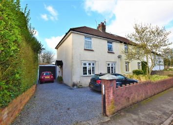 Thumbnail 3 bedroom semi-detached house for sale in Park Crescent, Whitchurch, Cardiff