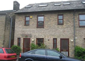 Thumbnail 3 bed town house to rent in Paradise Street, Cambridge
