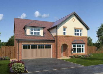 Thumbnail 5 bed detached house for sale in The Blossoms, Moss Lane, Farington Moss, Leyland