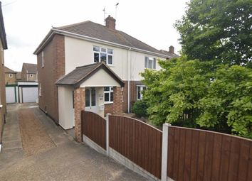 Thumbnail 3 bed semi-detached house for sale in Butts Lane, Stanford-Le-Hope, Essex