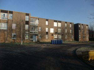 Thumbnail 3 bedroom flat to rent in Claymore Drive, Glenrothes