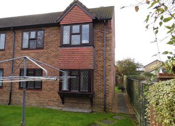 Thumbnail 1 bed maisonette to rent in Old Burrs, Aylesbury