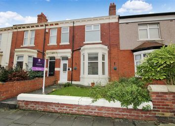 Thumbnail 4 bed terraced house for sale in Roxburgh Terrace, Whitley Bay