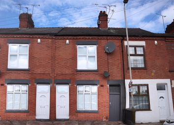 Thumbnail Terraced house for sale in Filbert Street, Leicester, Leicestershire