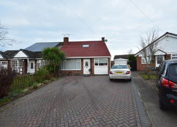 Thumbnail 4 bed semi-detached bungalow for sale in Gleneagles Close, Vicars Cross, Chester