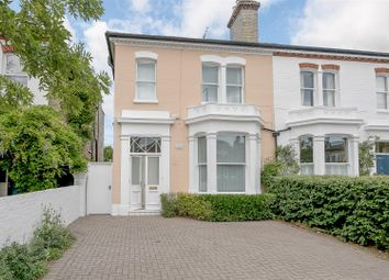 Thumbnail 5 bed semi-detached house for sale in Castelnau, London