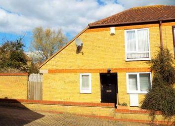 Thumbnail 1 bed terraced house to rent in Hartwort Close, Walnut Tree, Milton Keynes