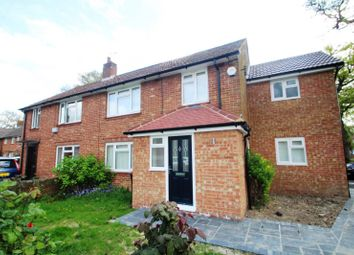 Thumbnail 4 bed semi-detached house to rent in Bramber Close, Northgate, Crawley