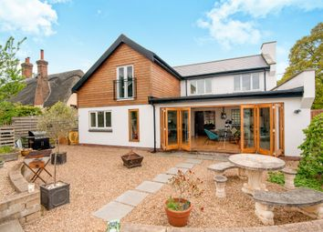 Thumbnail 5 bedroom detached house for sale in The Street, Redgrave, Diss