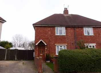 Thumbnail 4 bed semi-detached house for sale in Goldsmith Walk, Lincoln