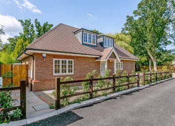 Thumbnail 3 bed property for sale in Surrey Gardens, Effingham Junction