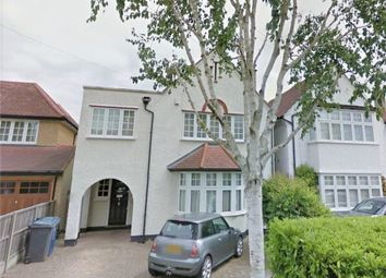 Thumbnail 4 bed detached house to rent in Beech Walk, London