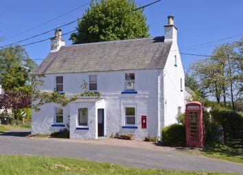 Thumbnail 3 bed detached house for sale in The Post House, Midlem, Selkirk