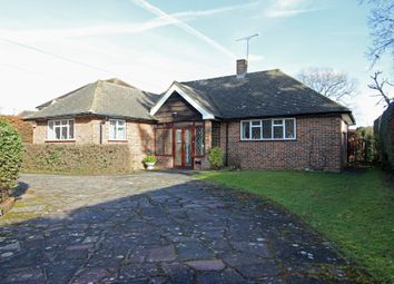 Thumbnail 3 bed detached bungalow for sale in How Lane, Chipstead, Coulsdon