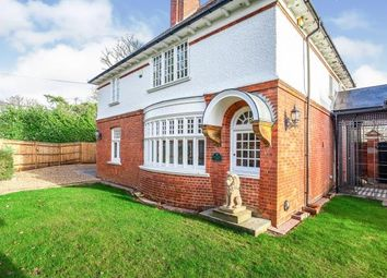 Thumbnail 4 bed detached house for sale in Elmbridge Road, Cranleigh, Surrey