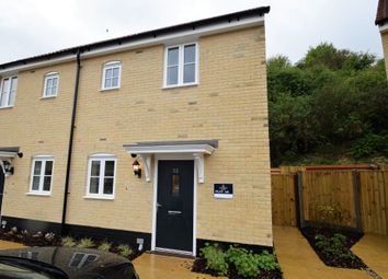 Thumbnail 1 bed semi-detached house for sale in Ipswich Road, Needham Market, Ipswich