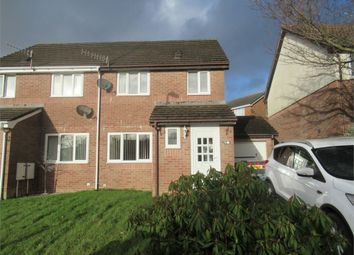 Thumbnail 3 bed semi-detached house to rent in Priory Court, Neath, West Glamorgan