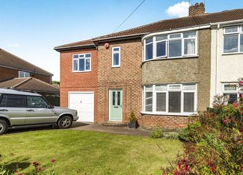 Thumbnail 4 bed semi-detached house for sale in Camperdown Avenue, Chester Le Street