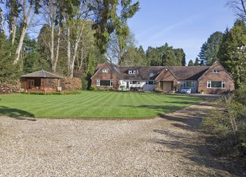 Thumbnail 4 bed detached house for sale in Wonford Close, Walton On The Hill, Surrey.