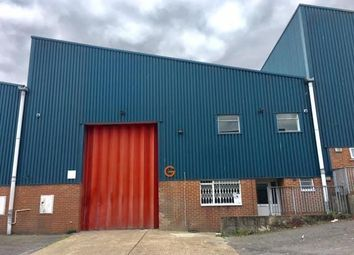Light industrial to let in G, Sands Industrial Estate, Progress Road, High Wycombe, Bucks HP12