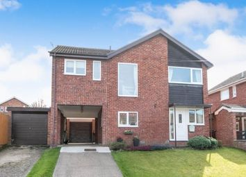 Thumbnail 4 bed detached house for sale in Marcella Crescent, Marchwiel, Wrexham, Wrecsam