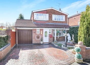 Thumbnail 3 bed detached house for sale in Chillington Drive, Codsall, Wolverhampton