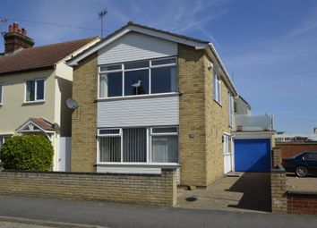 Thumbnail 3 bed detached house for sale in Tacon Road, Felixstowe
