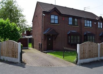 Thumbnail 3 bed semi-detached house for sale in For Sale Links Road, Hopwood, Heywood