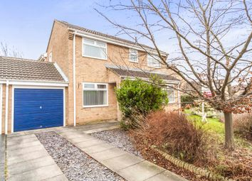 Thumbnail 4 bed detached house for sale in Willowbank, Coulby Newham, Middlesbrough