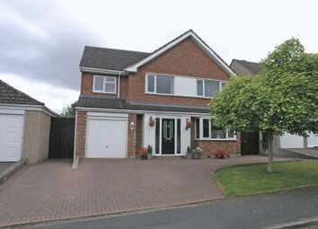 Thumbnail 4 bed detached house for sale in Stourbridge, Pedmore, Chaffinch Road