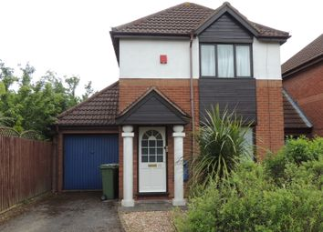 Thumbnail 3 bedroom detached house to rent in Forrabury Avenue, Bradwell Common, Milton Keynes