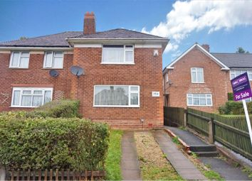 Thumbnail 2 bed semi-detached house for sale in Witton Lodge Road, Birmingham