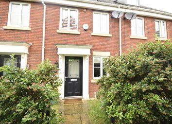 Thumbnail 3 bed terraced house to rent in Rosebay Gardens, Cheltenham, Gloucestershire