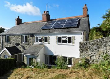 Thumbnail 2 bed semi-detached house for sale in St. Brides Major, Bridgend