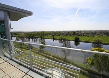 Thumbnail 2 bed flat for sale in River Crescent, Trent Park, Nottingham