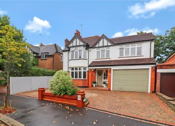 Woodland Drive, Watford WD17. 5 bed detached house