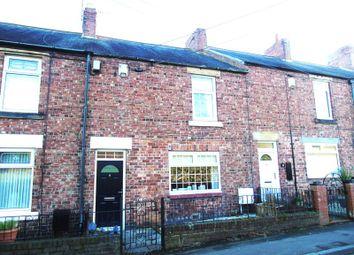 Thumbnail 2 bed terraced house for sale in Runhead Terrace, Ryton