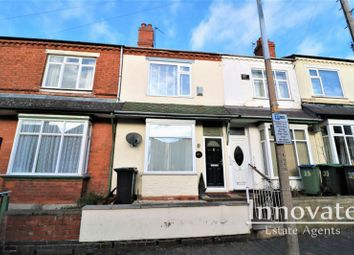 Thumbnail 2 bed terraced house for sale in Frederick Road, Oldbury