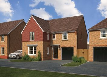 "Thumbnail 4 bed detached house for sale in ""Lilleshall"" at St. Lukes Road, Doseley, Telford"