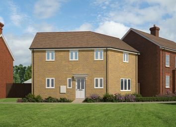 "Thumbnail 3 bed end terrace house for sale in ""The Bramber II "" at Tawny Owl Square, Bracknell"