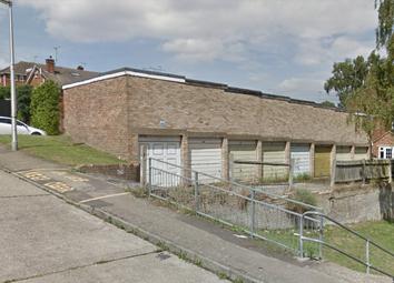 Thumbnail Land for sale in Chesham Drive, Gillingham, Kent