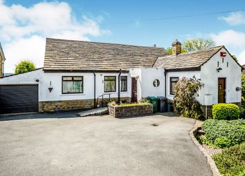 Thumbnail 3 bed detached bungalow for sale in Highgate Lane, Lepton, Huddersfield