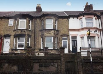 Thumbnail 4 bedroom terraced house for sale in Luton Road, Chatham, Kent