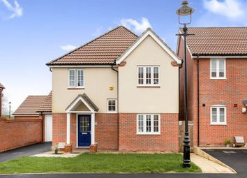 Thumbnail 4 bed detached house for sale in New Caravan Site, Salisbury Road, Shaftesbury