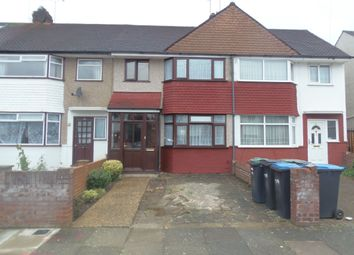 Thumbnail 3 bed terraced house for sale in Lytton Avenue, Enfield