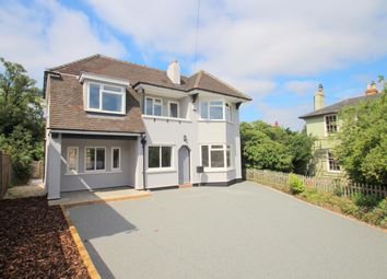 Thumbnail 4 bed detached house to rent in Lexden Road, Colchester, Essex